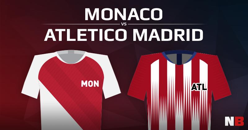AS Monaco VS Atlético Madrid