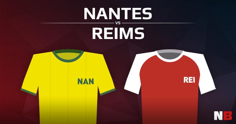 FC Nantes VS Stade de Reims