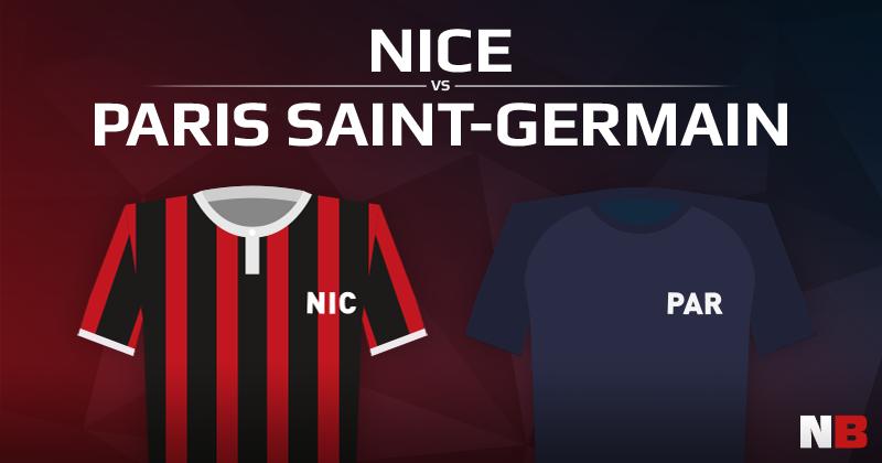 OGC Nice VS Paris Saint Germain