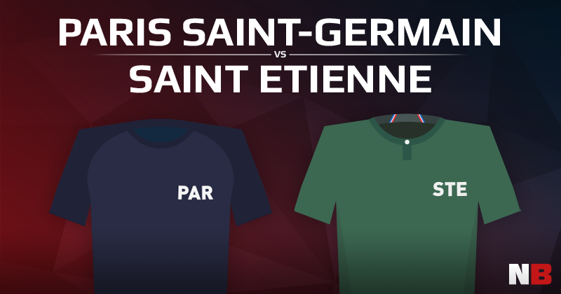 Paris Saint Germain VS AS Saint Etienne