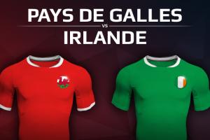 Pays de Galles VS Irlande