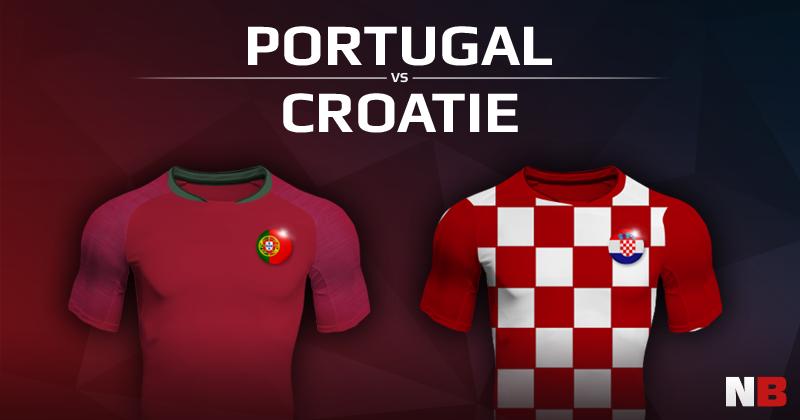 Portugal VS Croatie