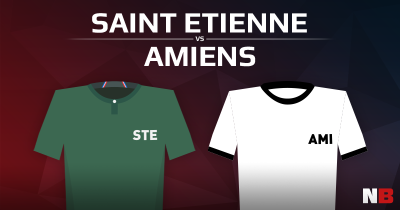 AS Saint Etienne VS SC Amiens