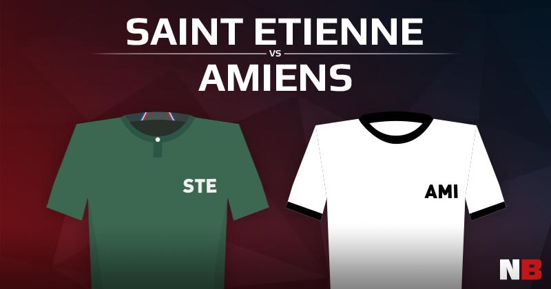 AS Saint Etienne VS SC Amiens