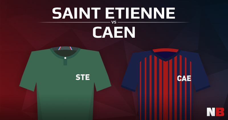 AS Saint Etienne VS Stade Malherbe de Caen