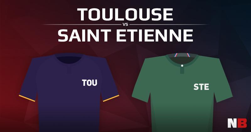 Toulouse FC VS AS Saint Etienne