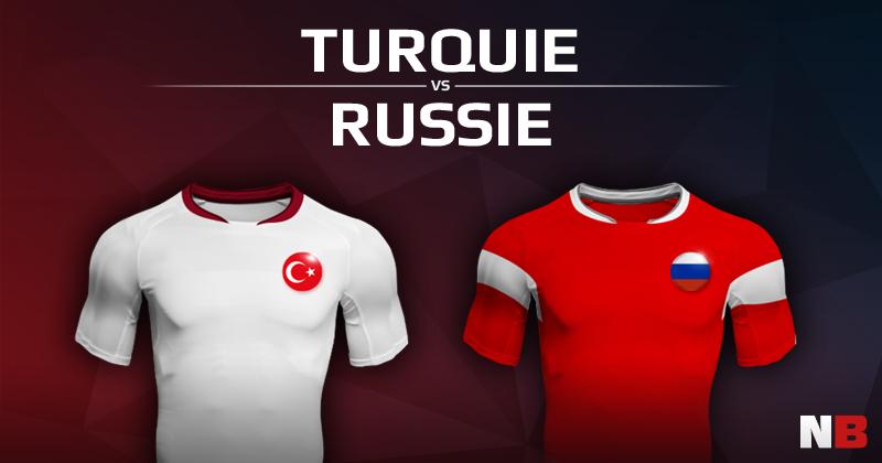 Turquie VS Russie
