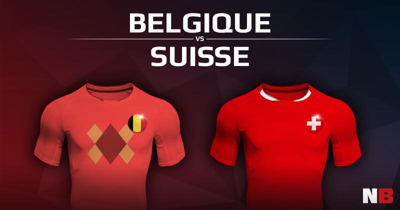 Belgique VS Suisse