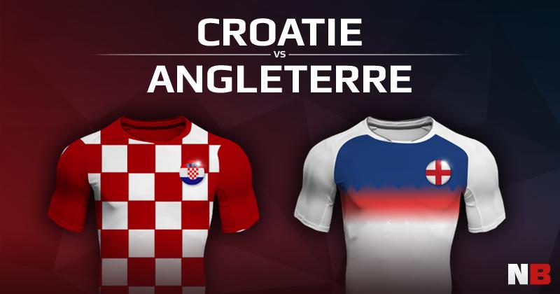 Croatie VS Angleterre