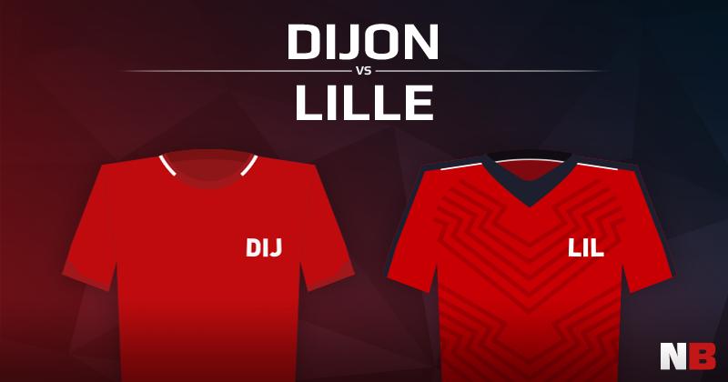 FC Dijon VS LOSC
