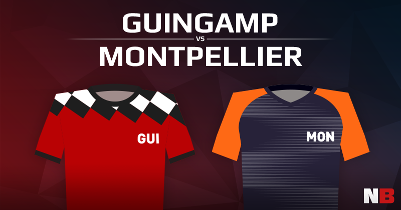 En Avant Guingamp VS Montpellier Hérault Sport Club