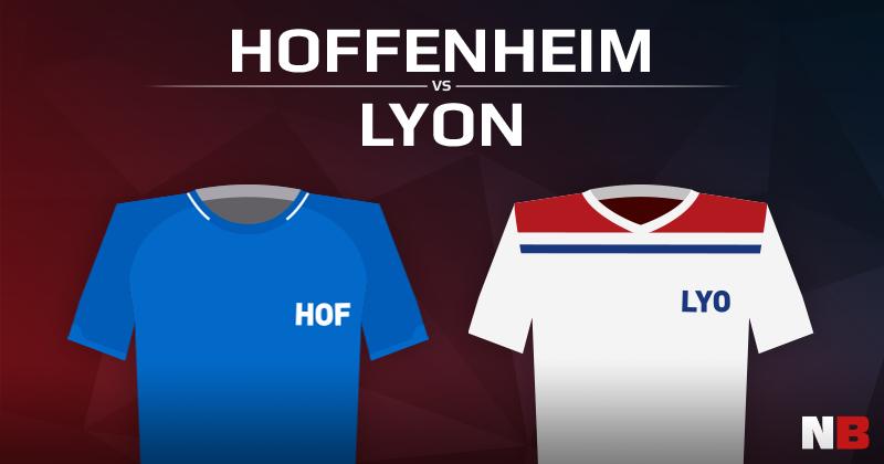 TSG Hoffenheim VS Olympique Lyonnais