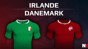 Irlande VS Danemark