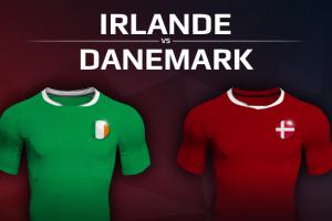 Irlande VS Danemark