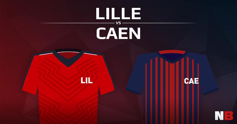 LOSC VS Stade Malherbe de Caen