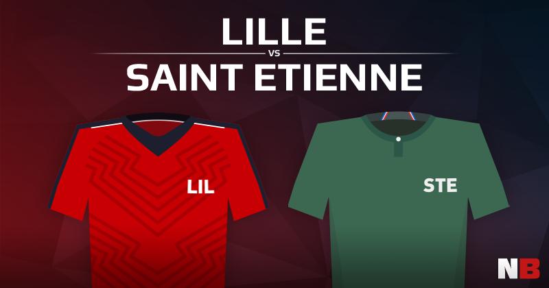 LOSC VS AS Saint Etienne