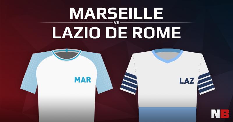 Olympique de Marseille VS Lazio de Rome