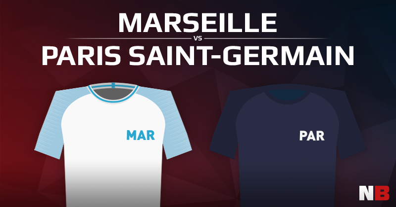 Olympique de Marseille VS Paris Saint Germain