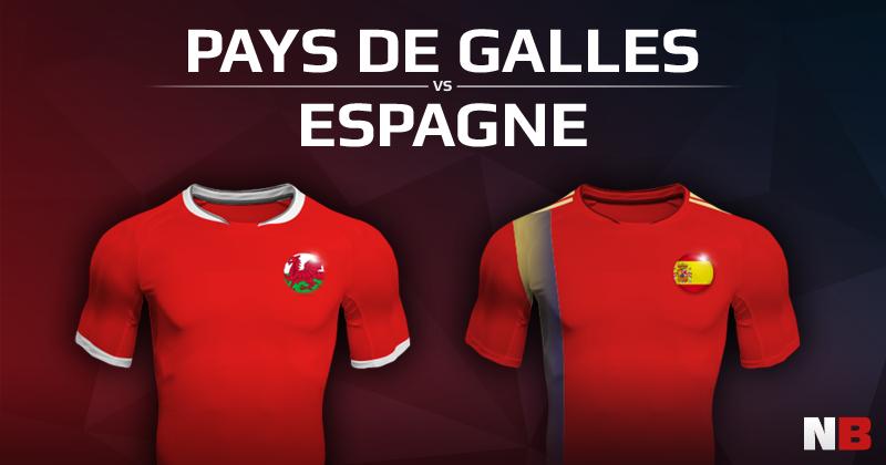Pays de Galles VS Espagne