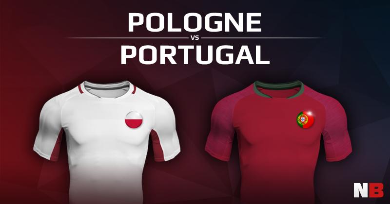 Pologne VS Portugal