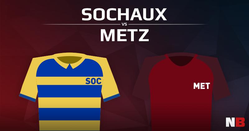 FC Sochaux VS FC Metz