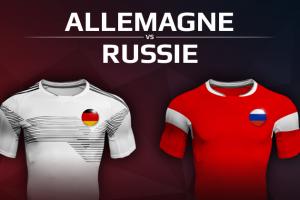 Allemagne VS Russie