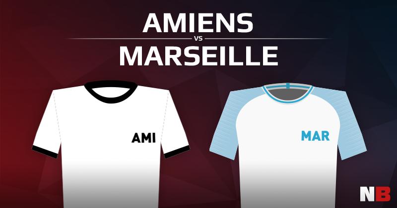 SC Amiens VS Olympique de Marseille