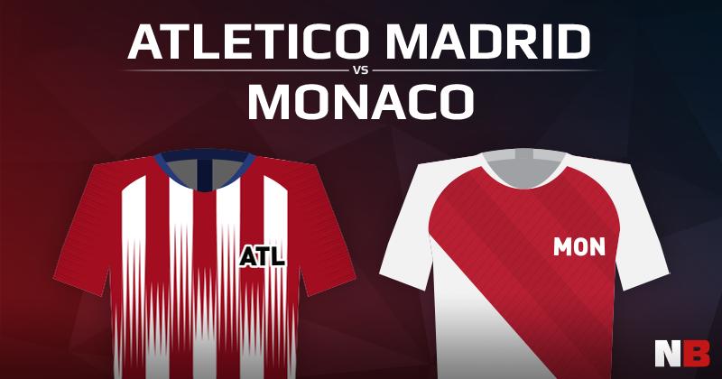 Atlético Madrid VS AS Monaco
