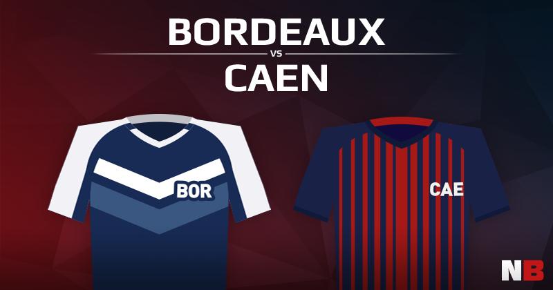 Girondins de Bordeaux VS Stade Malherbe de Caen