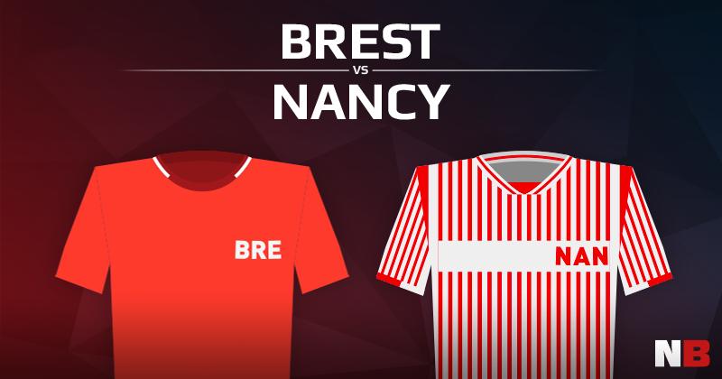 Stade Brestois 29 VS AS Nancy Lorraine