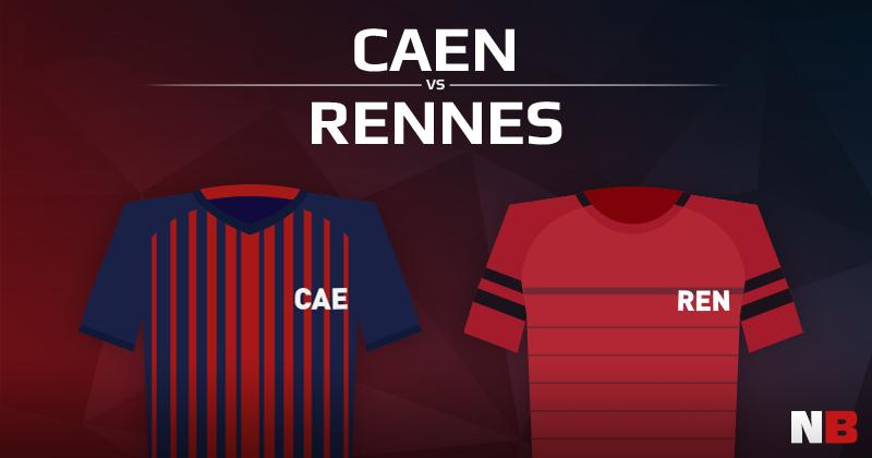 Stade Malherbe de Caen VS Stade Rennais