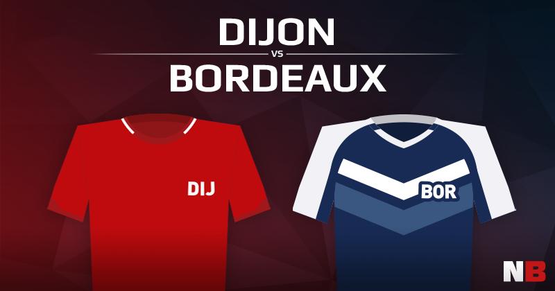 FC Dijon VS Girondins de Bordeaux