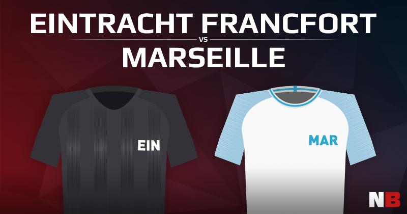 Eintracht Francfort VS Olympique de Marseille