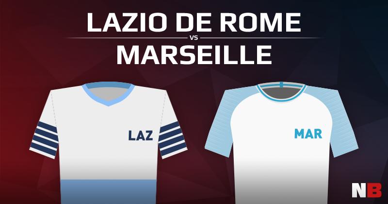 Lazio de Rome VS Olympique de Marseille