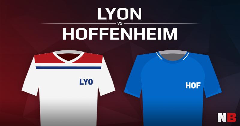 Olympique Lyonnais VS TSG Hoffenheim