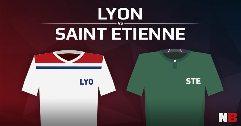 Olympique Lyonnais VS AS Saint Etienne