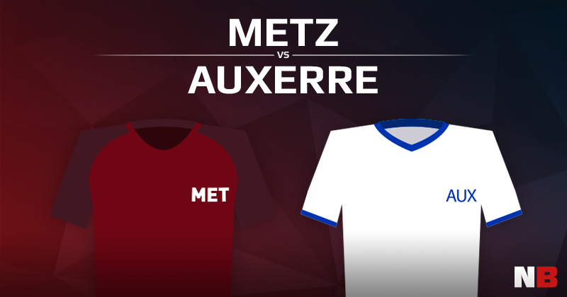 FC Metz VS AJ Auxerre