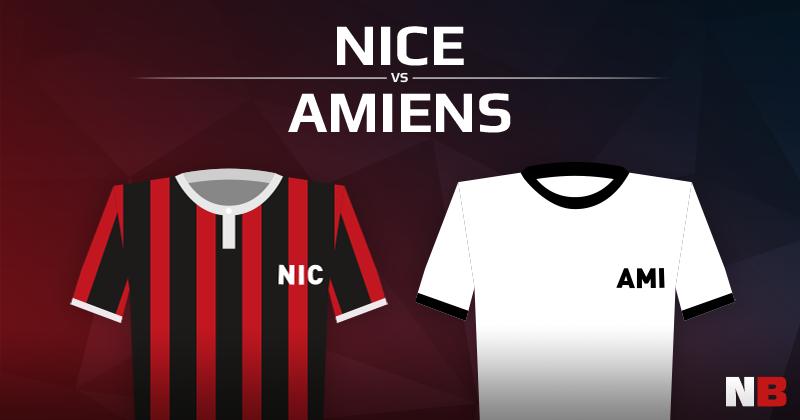 OGC Nice VS SC Amiens