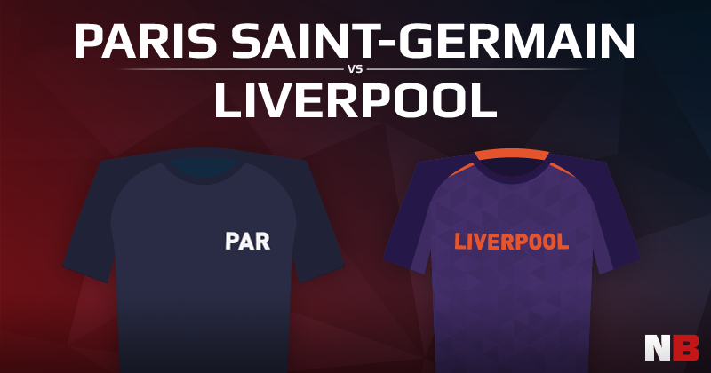 Paris Saint-Germain VS Liverpool