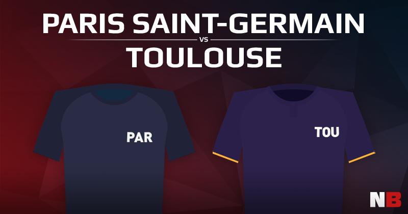 Paris Saint-Germain VS Toulouse FC