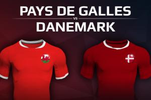Pays de Galles VS Danemark