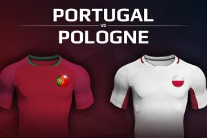Portugal VS Pologne