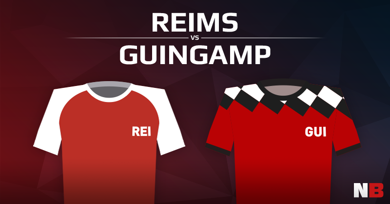Stade de Reims VS En Avant Guingamp
