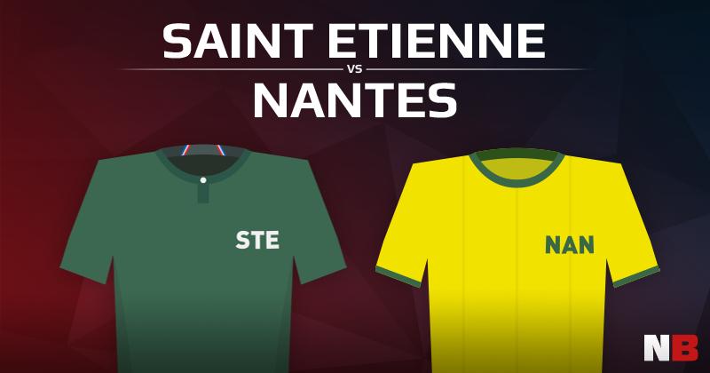 AS Saint Etienne VS FC Nantes