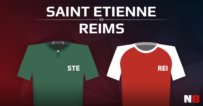 AS Saint Etienne VS Stade de Reims