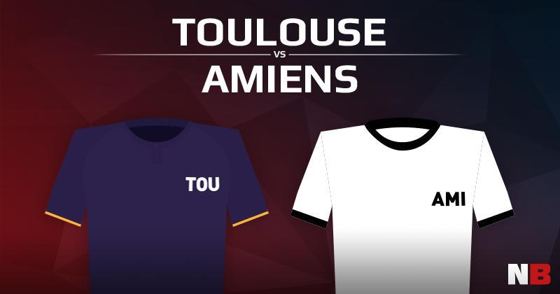 Toulouse FC VS SC Amiens