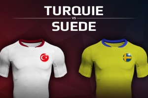 Turquie VS Suède