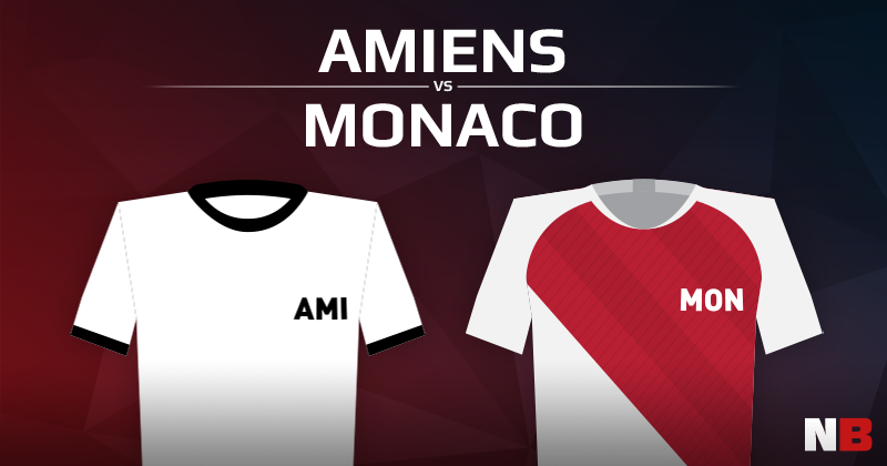 SC Amiens VS AS Monaco