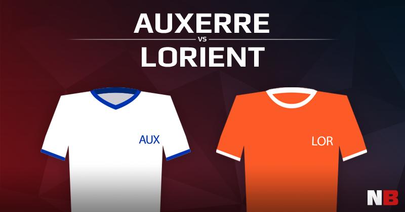 AJ Auxerre VS FC Lorient