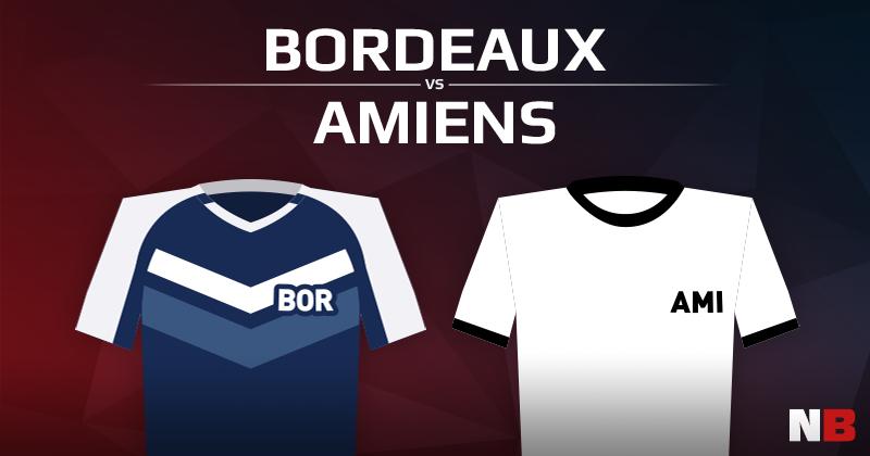 Girondins de Bordeaux VS SC Amiens